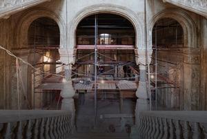 Как реставрируют Политехнический музей