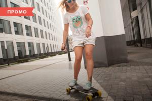 Плитка против доски: Удобно ли в Москве кататься на электроскейте