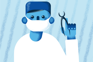 Я работаю врачом-хирургом  во Владивостоке