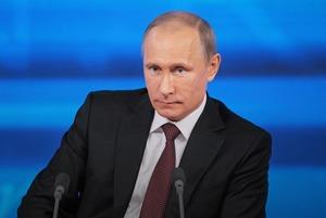Онлайн: Прямая линия с Владимиром Путиным