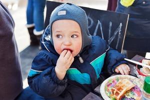 Фоторепортаж: Как открыть своё временное кафе на улице