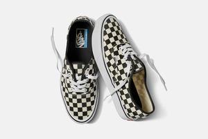 Сверхлегкие кеды Vans Classic Lites Checkerboard