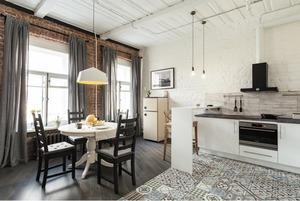 Как обустроить кухню-гостиную: От планировки до освещения
