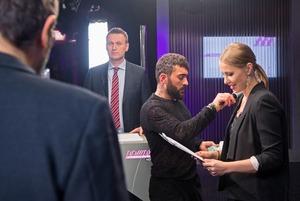 Дебаты Лебедева и Навального: О чем спорили дизайнер с политиком