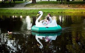 В парк: Екатерининский парк