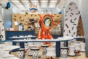 Кафе «Космос», Pescatore Fish Bar и Scrocchiarella e Morbidella