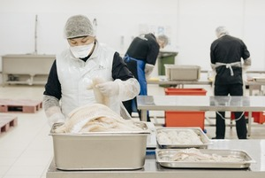 Как готовят блюда для сервиса доставки рационов питания