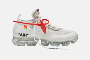 02cb8d97d618 Off-White x Nike Air VaporMax Flyknit Total White