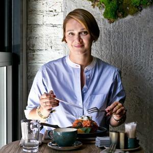 Екатерина Павелко о ресторане «Уголёк»