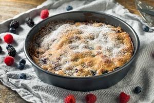 Как приготовить цветаевскую шарлотку, безе и вишневый тарт