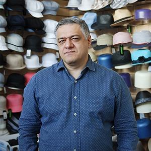 Canoe: Как шапки Валерия Туниянца попали на одну полку с мировыми брендами