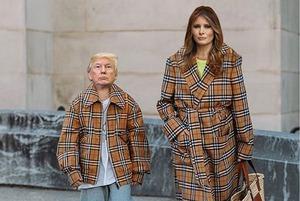Трамп в кроссовках Balenciaga — политики хайпят в инстаграме дизайнера
