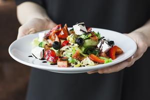 5 рецептов легких летних салатов