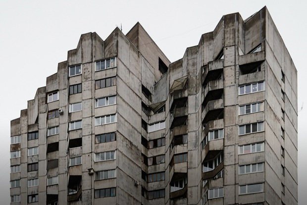 Я живу в доме «на курьих ножках» на «Приморской» (Петербург)