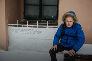 «Я три дня ходил по Москве в маске Путина»
