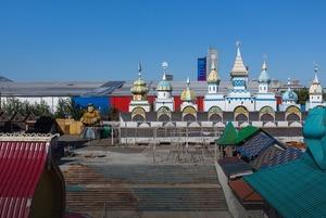 «Я работаю в Измайловском кремле»