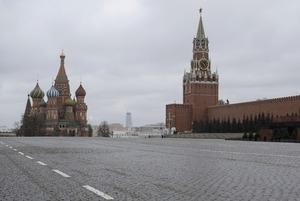 Москва на карантине: Фоторепортаж