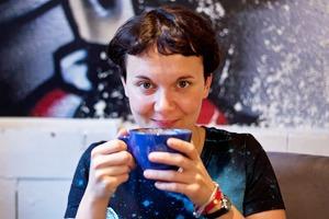 Екатерина Скоробогатова о кафе I Love Cake