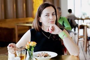 Анна Дюльгерова о кафе при центре «Гараж»