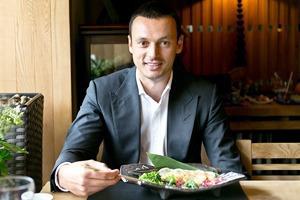 Основатель компании Splat Евгений Дёмин о ресторане «Сейджи»