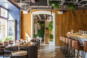 Мечты о пинчос: Little Garden Kitchen & Bar в Большом Кисельном