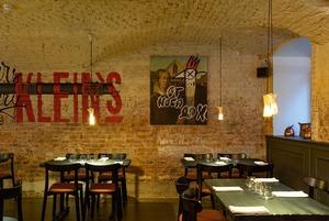 Все, кроме стейка: Klein's на улице Белинского