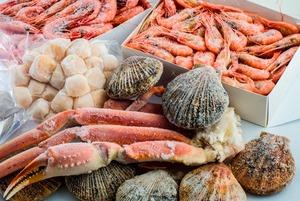 Замороженные морепродукты в ресторане — это нормально?