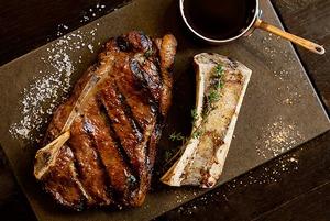 Ресторан «Гирлянда Steak Shop&Show» на Рубинштейна