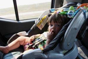 Что нужно знать о безопасности ребёнка в автомобиле?