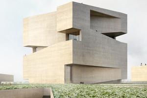 Шесть башен, спирали, крыша с лугом и капустное поле: Девять проектов Музея блокады