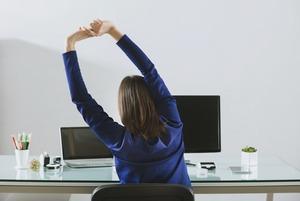 Как делать разминку в офисе