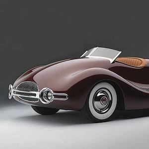 Фото дня: Футуристические автомобили на выставке Dream Сars