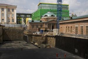 Как разрушенный госпиталь на ВИЗе превращают в деловой центр