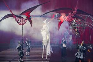 Утопия, видеоинсталляции и карнавал: Чем запомнилась Театральная олимпиада 2019