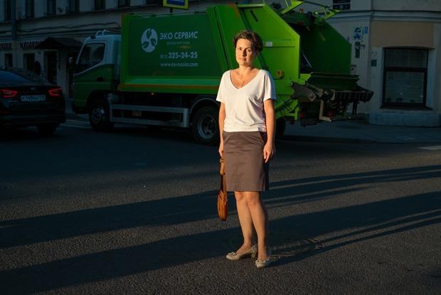 Жители улицы Рубинштейна