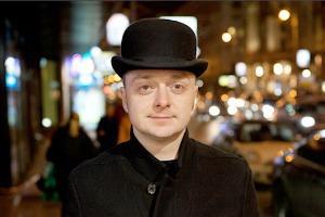 Внешний вид: Сергей Шишков, финансист