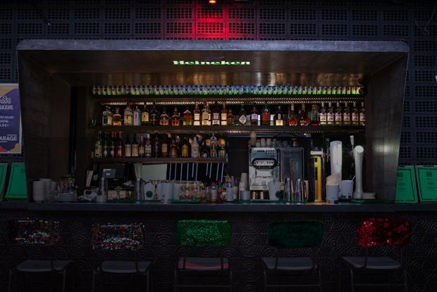 Летний фестиваль длиной в полгода: Как устроен Heineken Bar