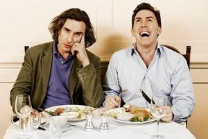 «Путешествие»: Гастротур лучших друзей в британское захолустье