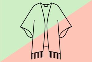 Самое дорогое и самое дешёвое кимоно в магазине H&M