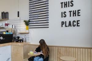 Комфортная еда и кофе: Новый Point Coffee & Food