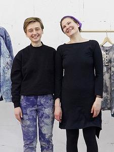 Окрашено: Как Tie-Dye Maniac делают бизнес на старой одежде
