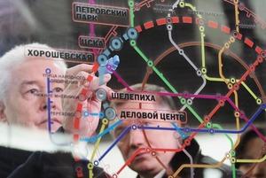 Мэрия отказалась строить новую линию метро, хотя уже потратила на нее 6 миллиардов рублей
