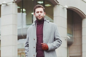 Внешний вид: Георгий Костава, совладелец компании Fortune Communications