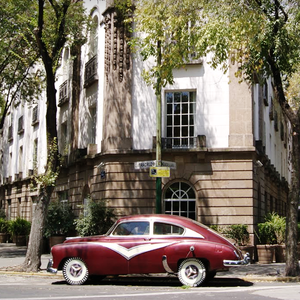 Рома, район стартапов в храмах Мехико