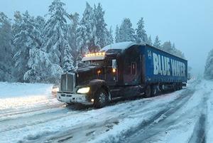 Занесенный снегом Култукский тракт в фото и видео пользователей Instagram