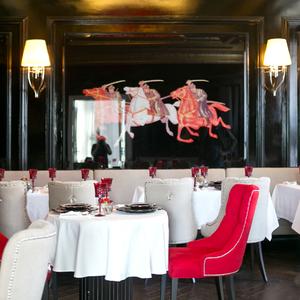 Ресторан «Dr. Живаго»