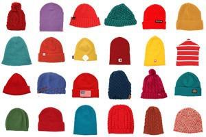 Вещи недели: 25 цветных шапок