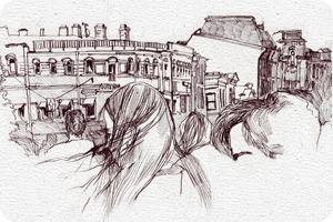 Клуб рисовальщиков: Кузнецкий Мост