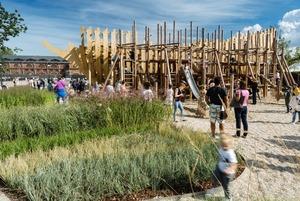 «Лучшая площадка — та, на которой нет взрослых»: Как устроены новые детские пространства