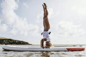 Для прогулки, йоги и занятий спортом: Как правильно выбрать сапборд